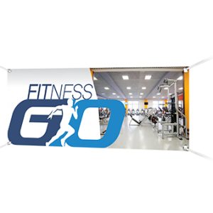 Fitness Banner Sample